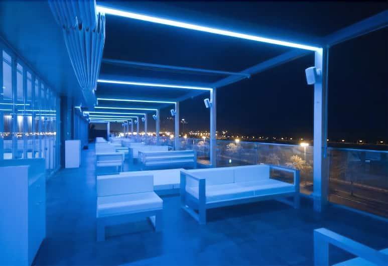 Hues Boutique Hotel, Дубай, Лаунж в отеле
