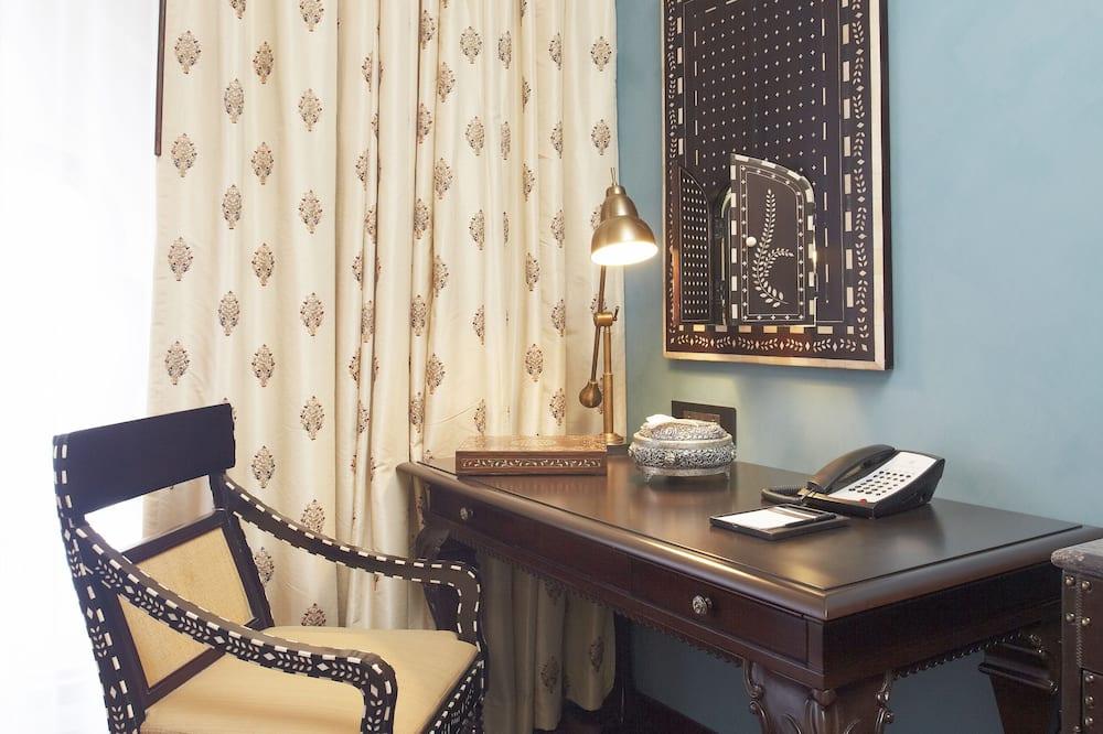 Habitación Deluxe con 2 camas individuales, 2 camas individuales - Sala de estar