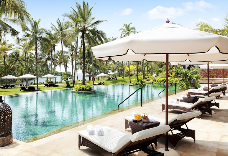 Taj Bekal Resort & Spa, Kerala, Χοσντούργκ, Πισίνα