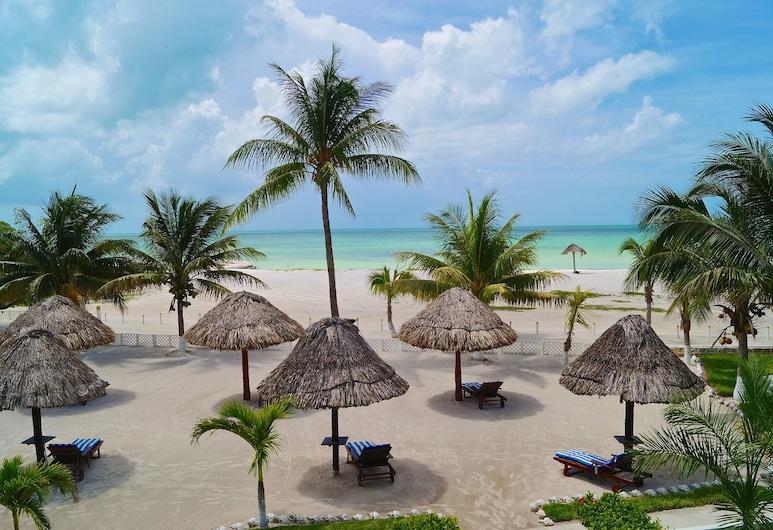 Hotel Puerto Holbox, Isla Holbox, Paplūdimys
