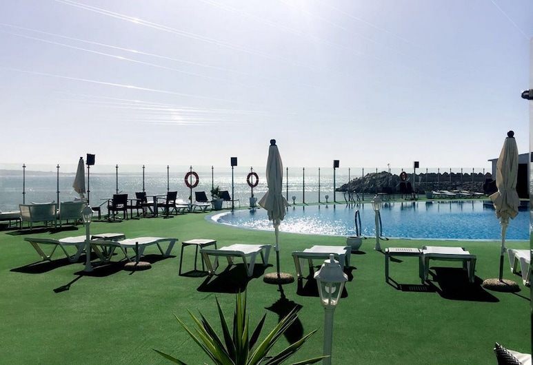 Bianca Beach Family & Resort, Agadir, Utendørsbasseng