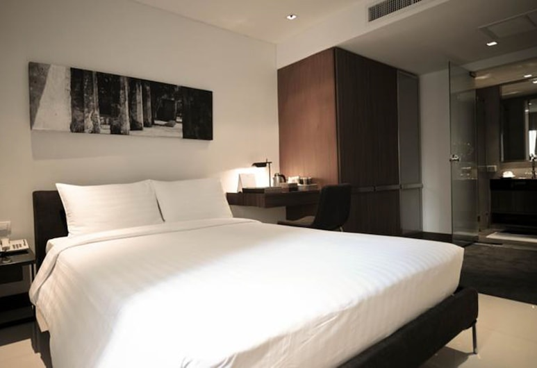 S33 Compact Hotel, Bangkok, Standard Double Room (XS), Guest Room