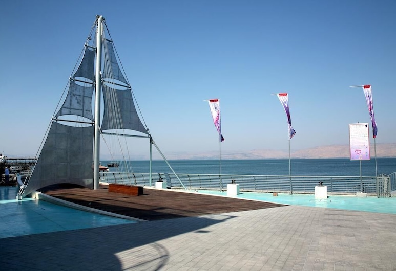 Shirat Hayam - Boutique Hotel, Τιβεριάς, Θέα από το ξενοδοχείο