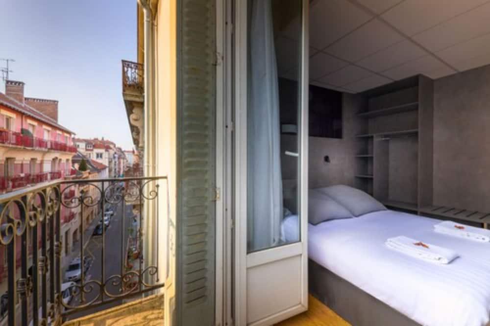 Pokój Superior, balkon - Z widokiem na balkon