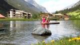在圣莱昂哈德即时皮茨河谷的斯蒂莱巴赫生态酒店照片