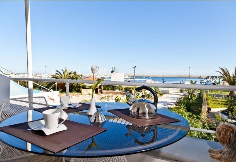 Abitare in Vacanza, Siniscola, Superior Διαμέρισμα, 1 Υπνοδωμάτιο, Θέα στη Θάλασσα, Αίθριο/βεράντα