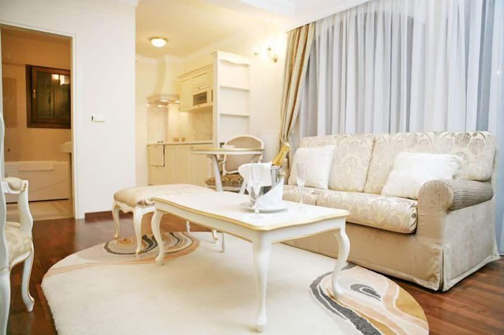 Apartamento Standard, 1 Quarto - Sala de Estar