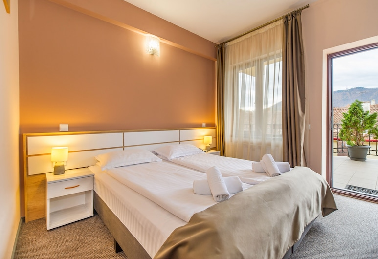 Long Street Hotel, Brasov, Chambre Double pour 1 personne, Chambre