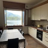 Double Room, Lake View - Living Area