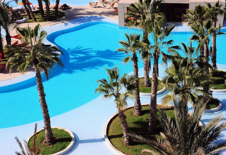 Royal Atlas, Agadir, Vista a partir do Hotel