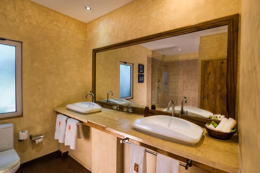 エグゼクティブ ルーム - バスルーム