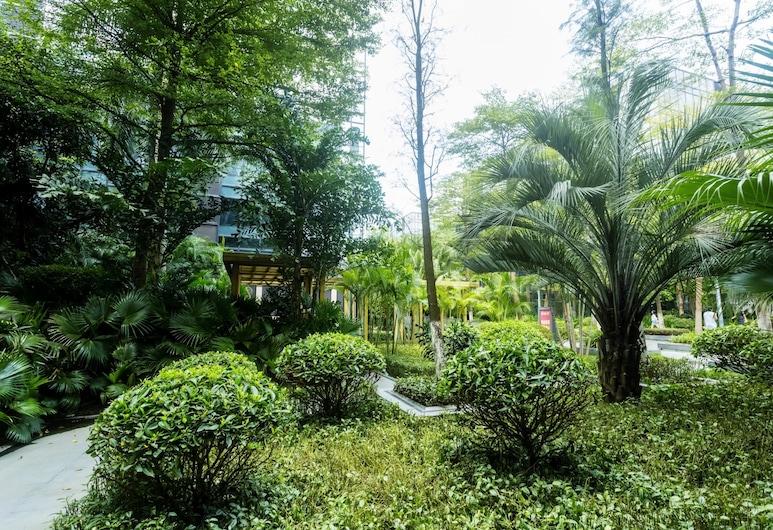Metropolo Guangzhou Wanda Plaza Hotel, Γκουανγκζού, Business Σουίτα, Κήπος