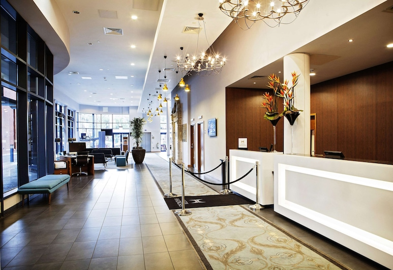 DoubleTree by Hilton Lincoln, Lincoln, Reception