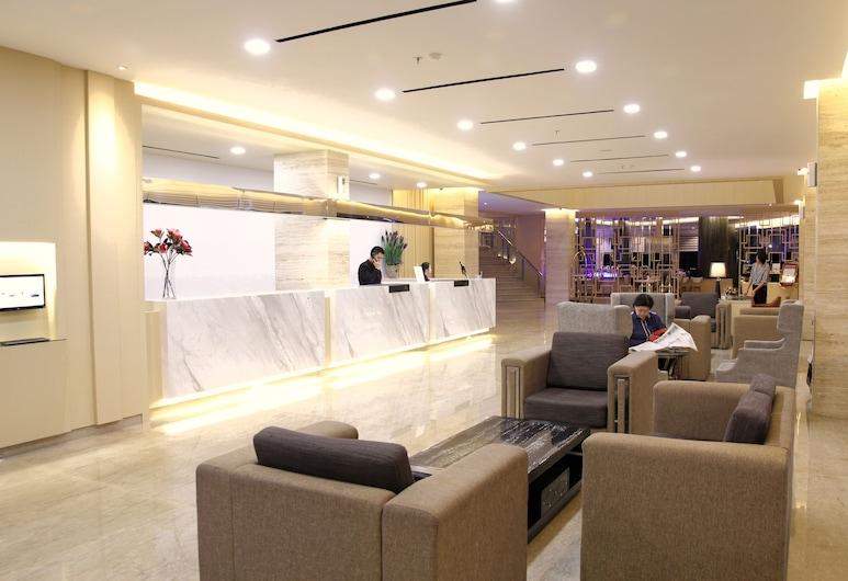 89 Hotel, Batam, Καθιστικό στο λόμπι