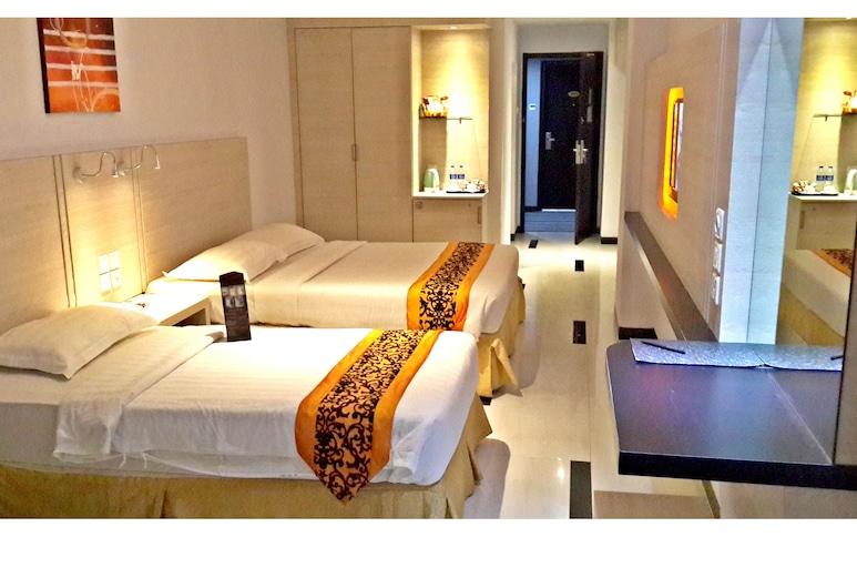 89 Hotel, Pulau Batam, Family Room (VIP Gold), Bilik Tamu