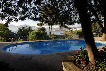 Mynd af Lato Hotel í Agios Nikolaos