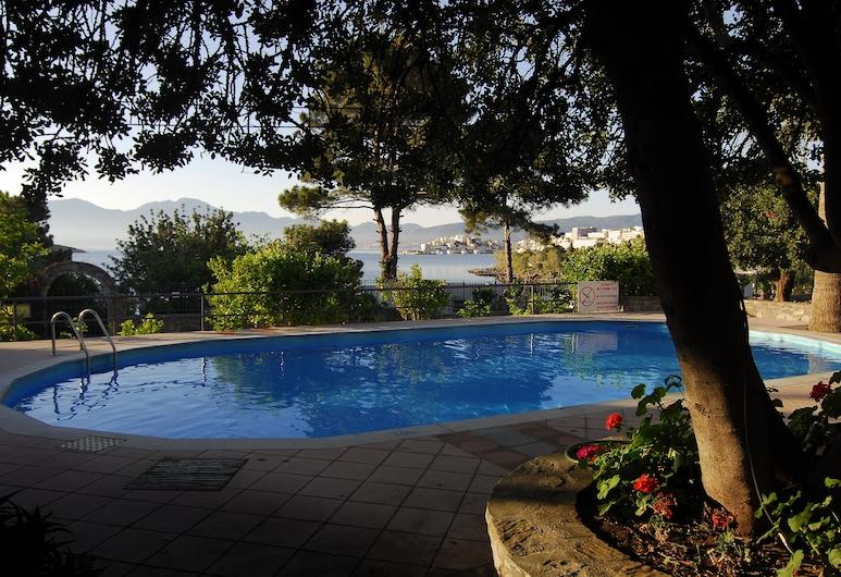 Lato Hotel, Agios Nikolaos, Lauko baseinas