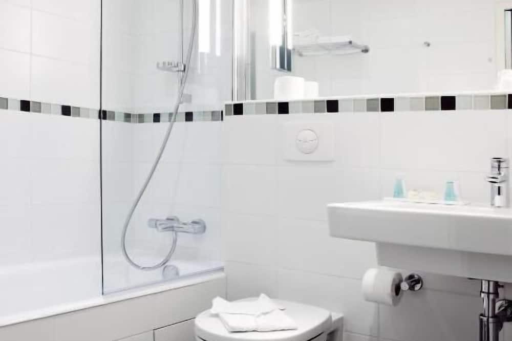 經典雙人房, 城市景觀 - 浴室