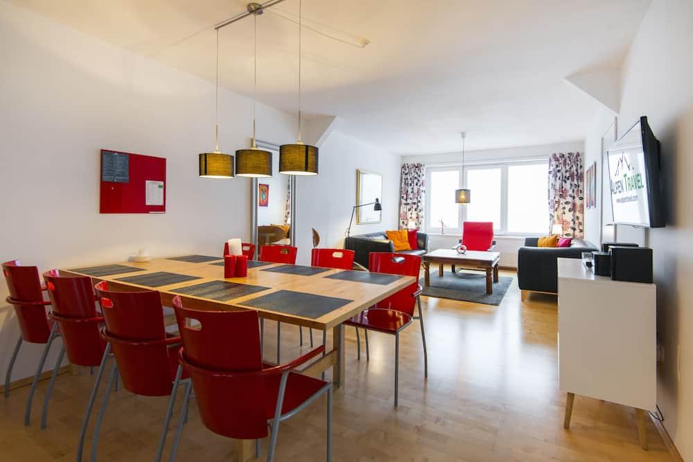 Comfort-huoneisto, 3 makuuhuonetta (Final Cleaning Fee 200 EUR excluded) - Oleskelualue