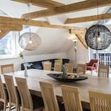 木屋, 多間臥室 (excl. final cleaning fee EUR 350,-) - 客房餐飲服務