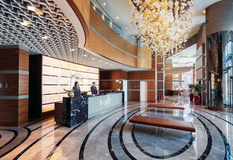 Movenpick Hotel Ankara, Ankara, Rezeption