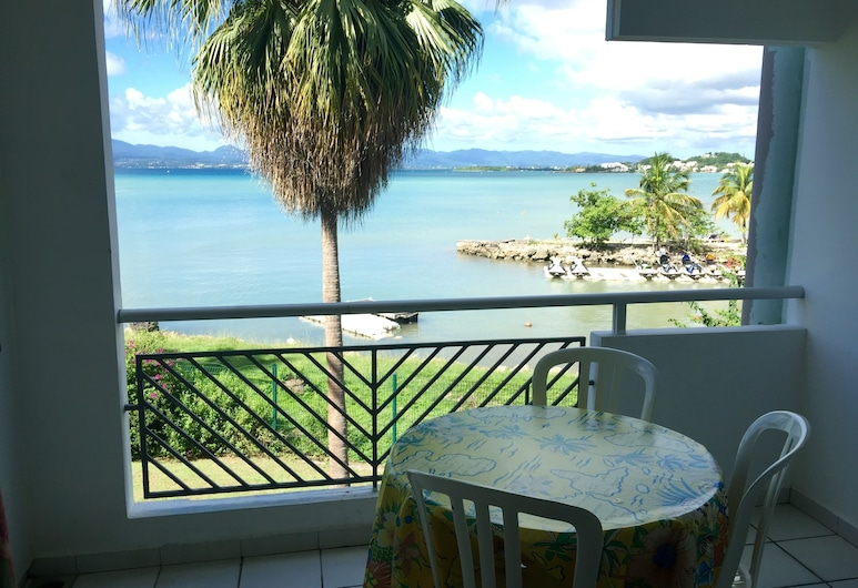 Karaibes Residence, Le Gosier, Standard Apartment, 1 Bedroom, Sea View, Terrace/Patio