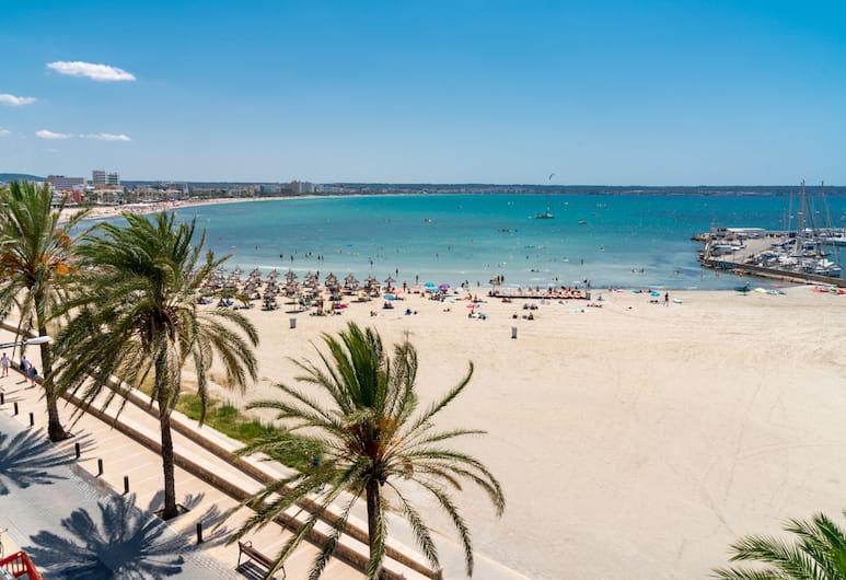Hotel Las Arenas, Platja de Palma, Doppel- oder Zweibettzimmer, Meerblick, Strand-/Meerblick