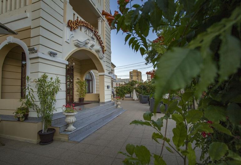 Hotel Eden, Ιάσι, Αίθριο/βεράντα