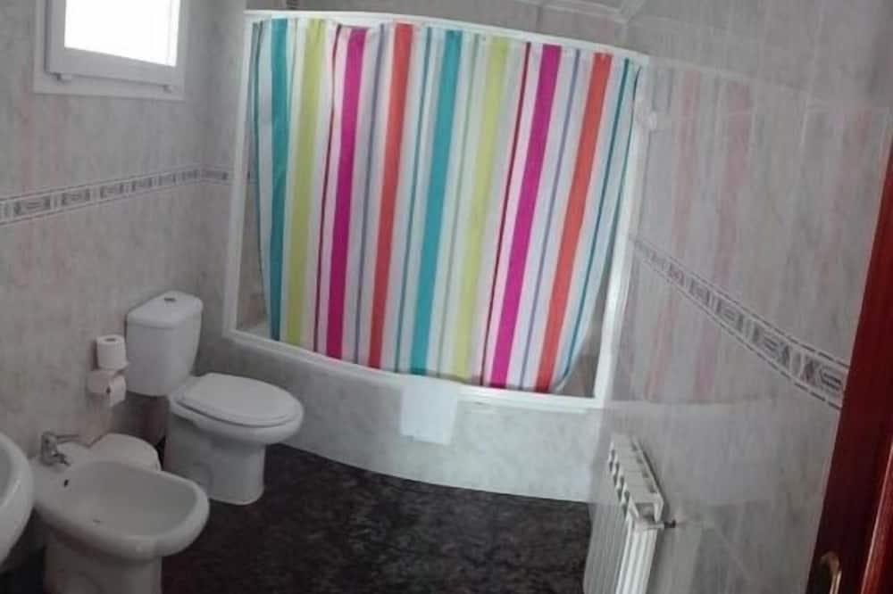 Comfort-dobbeltværelse - eget badeværelse - havudsigt (vistas) - Badeværelse