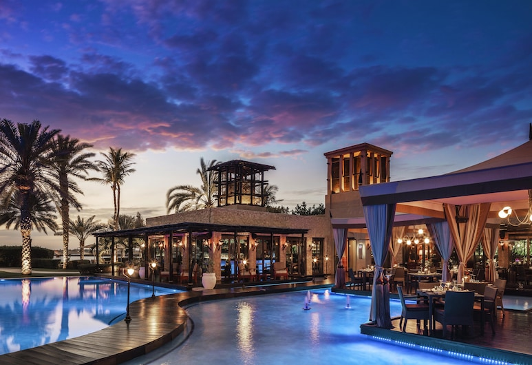 Residence & Spa at One&Only Royal Mirage, Dubai, Restaurant