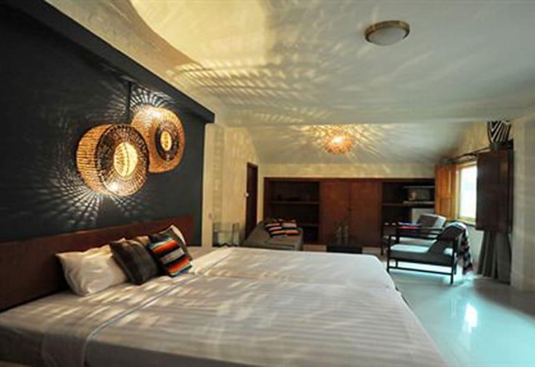 Viva Hotel, Siem Reap, Suite, 2 Queen Beds, Guest Room