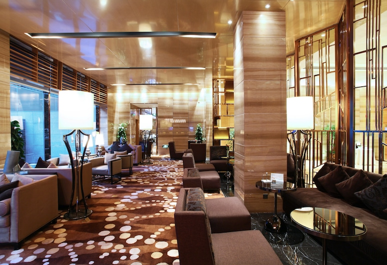Holiday Inn Chengdu Oriental Plaza, Τσενγκντού, Μπαρ ξενοδοχείου