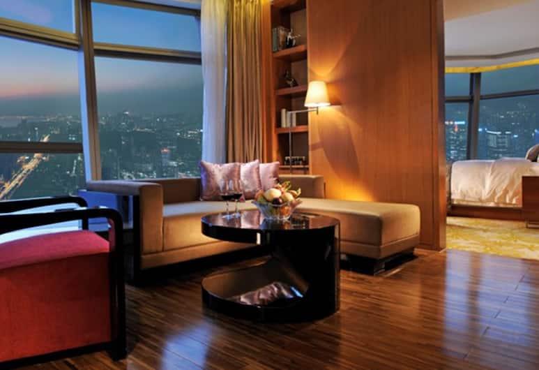 深圳皇庭 V 酒店, 深圳市, 套房 (Marvelous), 客房