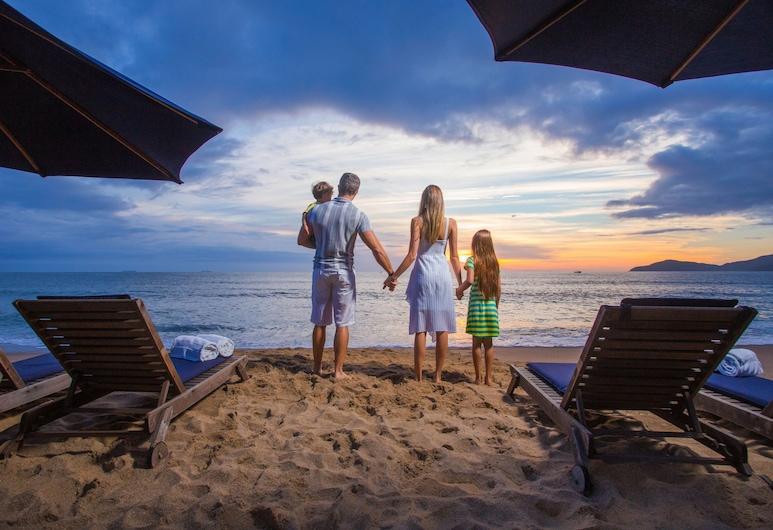 Infinity Blue Resort & Spa, Balneario Camboriu, Beach