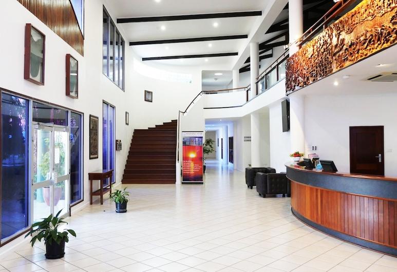 Madang Star International Hotel, Madang, Reception