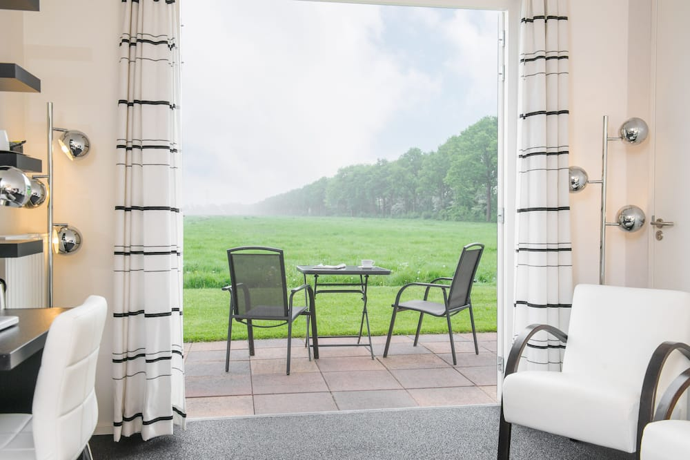 Dobbeltrom for 1 person - Terrasse/veranda