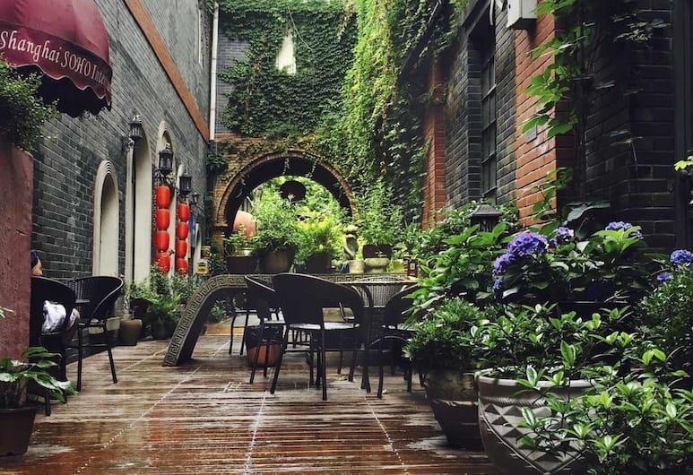 途宿精選*蘇荷花園旅行酒店(上海南京路自然博物館蘇州河畔店), 上海市