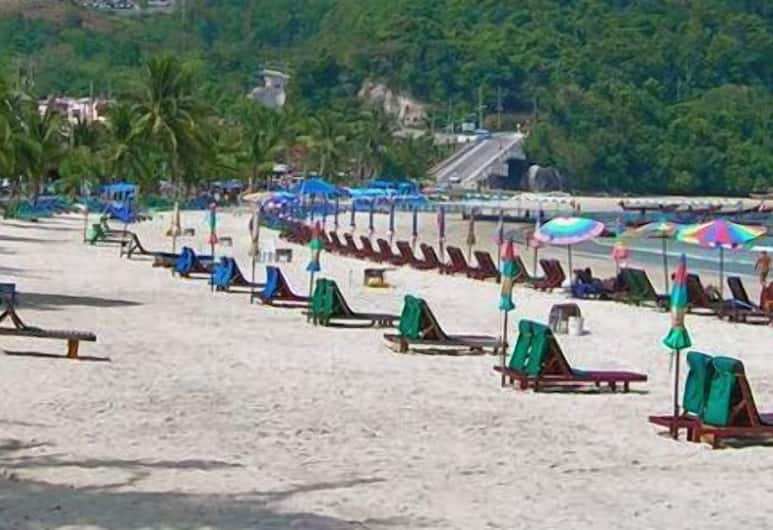 Cello Hotel, Patong, Beach