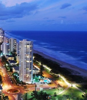 Foto do Talisman Apartments em Broadbeach