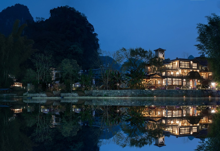 Moondance Hotel, Γκουιλίν, Πρόσοψη ξενοδοχείου - βράδυ/νύχτα