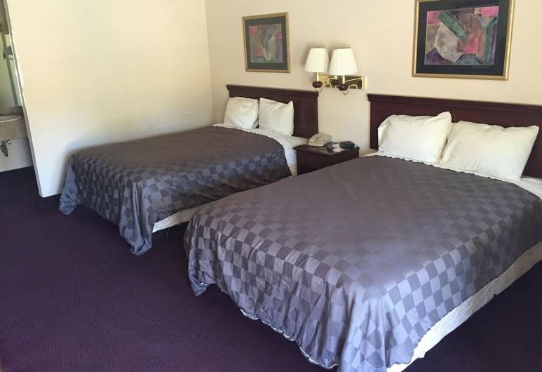 Washington Burgess Inn, West Point, Standard Room, 2 Queen Beds, Non Smoking, Guest Room