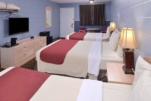 布蘭森美洲最佳價值套房飯店