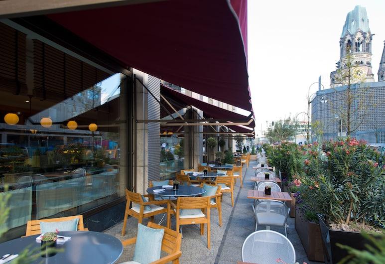 Waldorf Astoria Berlin, Berlin, Outdoor Dining