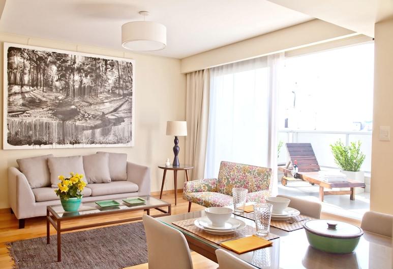 藝術套房及畫廊飯店, 布宜諾斯艾利斯, 公寓, 2 間臥室, 客房