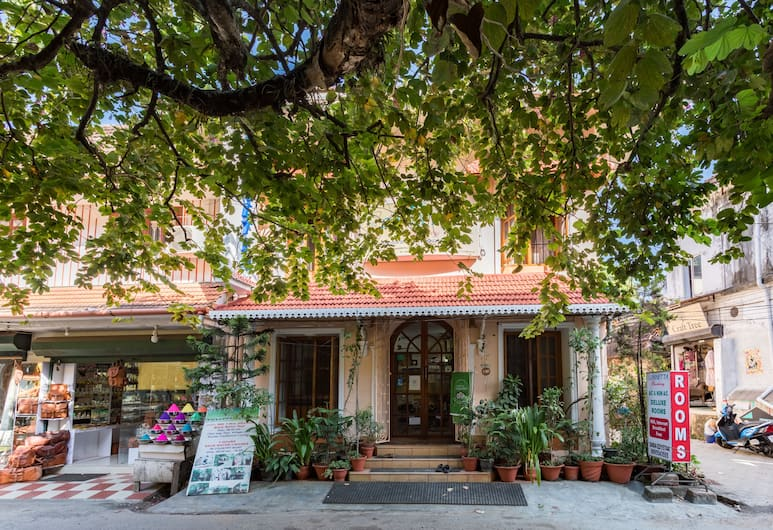 Sonnetta Residency, Kochi, Hotel Front
