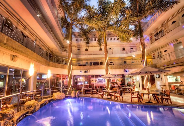 Hotel Rio Malecon, Пуэрто-Вальярта, Ресторан