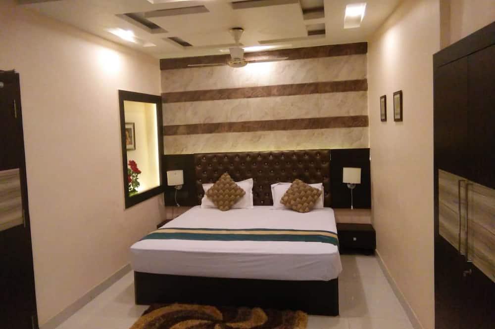 Superior-rum - 1 dubbelsäng - Gästrum
