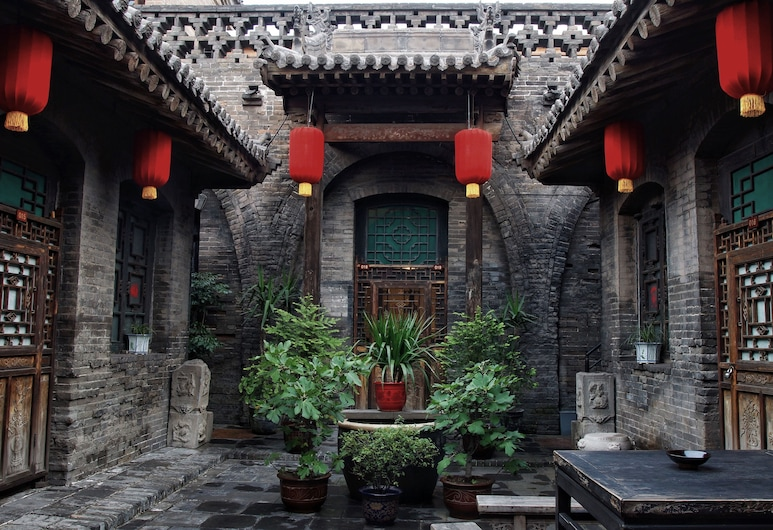 Yide Hotel, Jinzhong, Family Σουίτα, 2 Υπνοδωμάτια, Στην αυλή, Δωμάτιο επισκεπτών