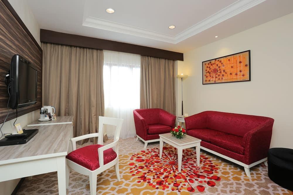 Junior-suite - Opholdsområde