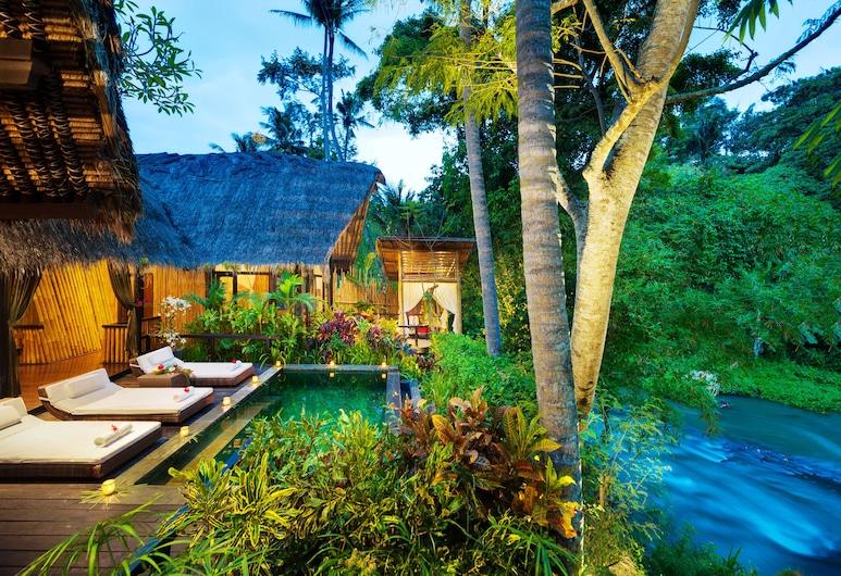 Fivelements Retreat Bali, Abiansemal, Suite, 1 Bedroom, Private Pool (Bidadari), Terrace/Patio